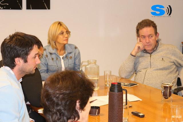 """""""Más allá de las reuniones complicadas, se marcó un antes y un después"""" dijo Vasallo"""