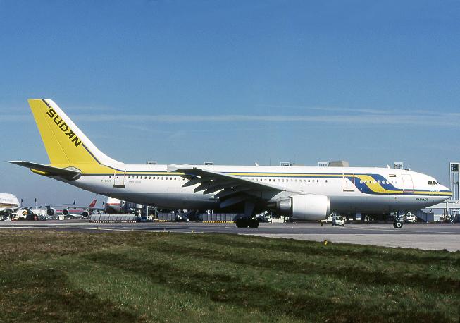 الخطوط الجوية السودانية Sudan Airways