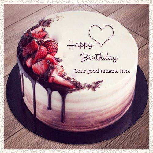 Incredible 170 Happy Birthday Cake With Name Images 2020 Edit Write Funny Birthday Cards Online Elaedamsfinfo