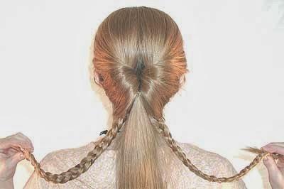 coiffure cheveux long coiffure facile pour les cheveux long. Black Bedroom Furniture Sets. Home Design Ideas