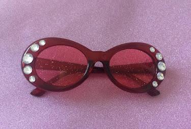 Birds of Prey sunglasses