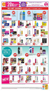 Shoppers Drug Mart Red Hot Savings Flyer April 15 to 21