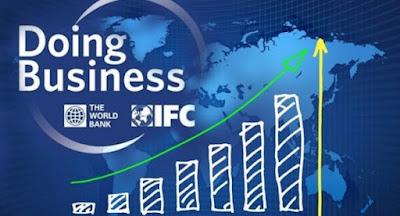 Україна піднялася на 64 місце в рейтингу Doing Business