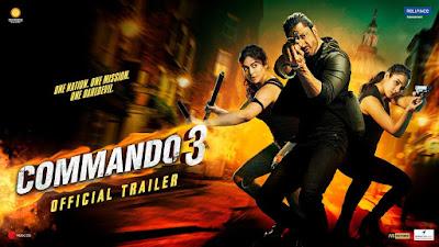 خۆشترین فلمی هندی به دۆبلاژی كوردی كۆماندۆ سێ Commando 3 Full Movie HD