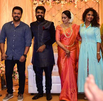 scriptwriter-Radio-jockey-Shaan-Parvathy-Menon-Marriage-and-Wedding-reception-photos