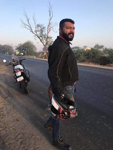Gujarat, Gujurider, Biker, Royal Enfield Himalayan