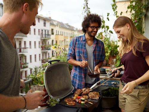 Beste gas bbq Weber gasbarbecue test