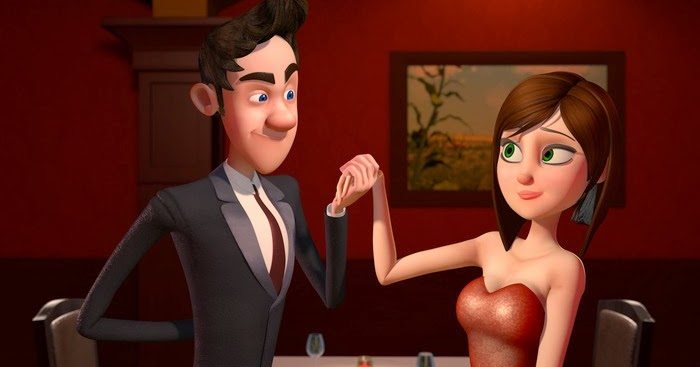 This Hilarious Short Animated Film Shows Exactly What Happens In Your Mind When You Meet Your Crush