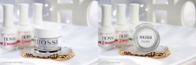 ROSSI NAILS - Glam Powder