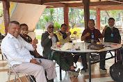 Pimpinan Anjungan Provinsi Riau Drs.H. Zulfikar, Sambut Baik HSN 2020 Di Laksanakan Di Anjungan Provinsi Riau TMII.