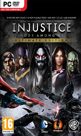 mN4LLCV - Injustice Gods Among Us Ultimate Edition-RELOADED