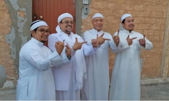 Gerakan Subuh Putih, Habib Rizieq Sampaikan Instruksi dari Makkah