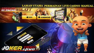 Joker303 Situs Agen Terpercaya Indonesia
