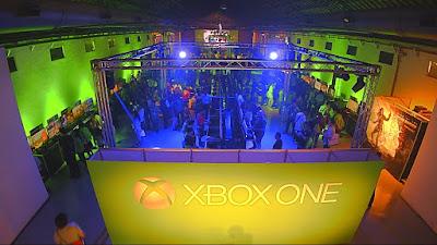 2015 XBOX ONE 歲趴盛況-O2O縮時攝影工程