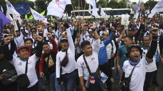 10 Perusahaan di Yogyakarta Tak Bayar THR ke Karyawan