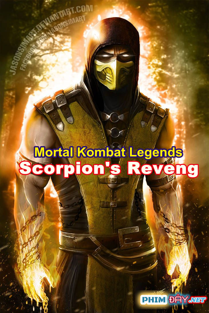 HUYỀN THOẠI RỒNG ĐEN: SCORPION BÁO THÙ - Mortal Kombat Legends: Scorpion's Revenge (2020)