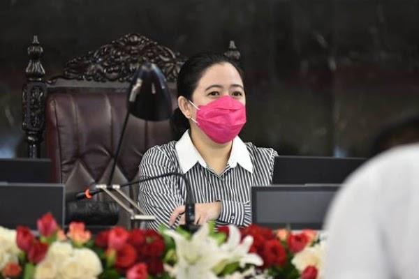 PSBB Jakarta Aktif Lagi, Puan Maharani Pastikan DPR Tetap Produktif Di Masa Pandemi
