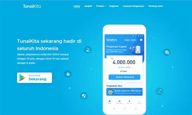 Aplikasi-pinjaman-tunaikita
