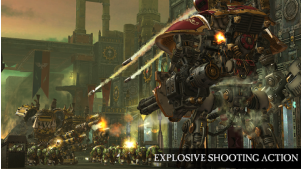 Warhammer 40,000 Freeblade Mod Apk v5.6.0 Unlimited Gold for android