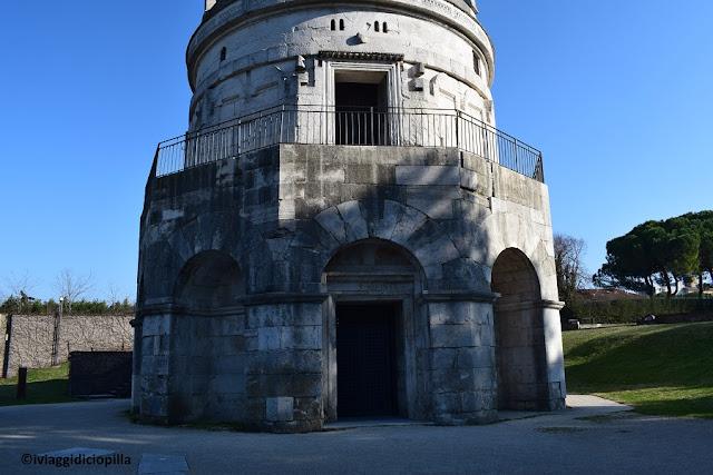 Ravenna - Sepolcro di Teodorico