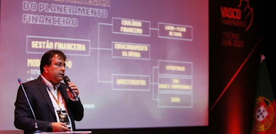 Adriano Mendes: ''Nosso objetivo é um Vasco transparente, forte e bem administrado''