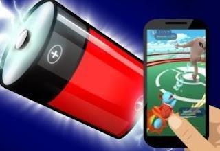 Pemain Game Keluhkan Baterai Cepat Habis Saat Bermain Pokemon Go