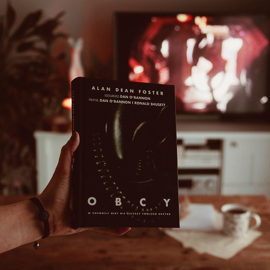 #123 Obcy - Alan Dean Foster