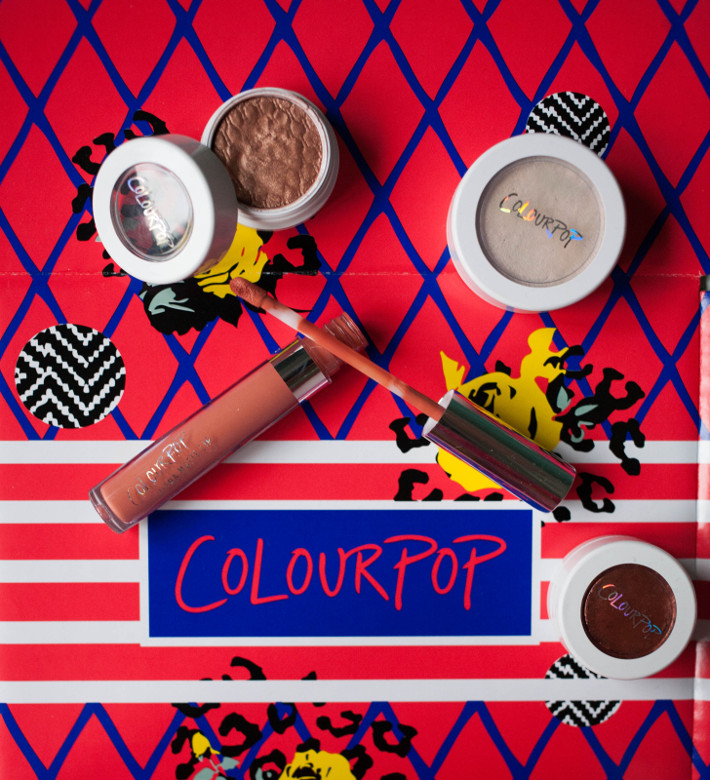 Colourpop haul review