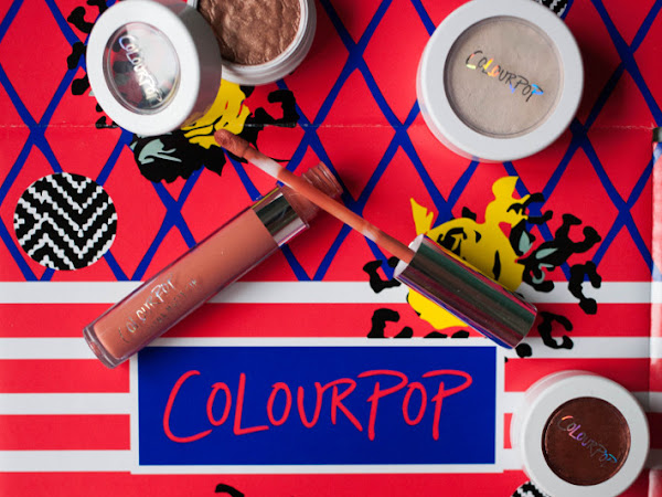 Beauty: Colourpop mini haul