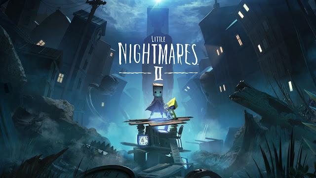 little nightmares 2 release switch pc ps4 ps5 xb1 xsx puzzle platformer horror adventure game tarsier studios bandai namco