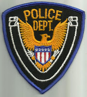This patch is part of the collection of the International Policecollection in Slochteren from the IPA Licensing. CC3.0