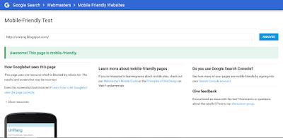 Cara agar situs lebih responsive