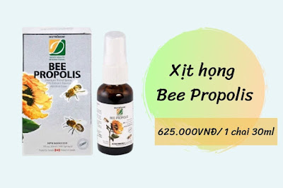 xit hong keo ong david heath bee propolis canada