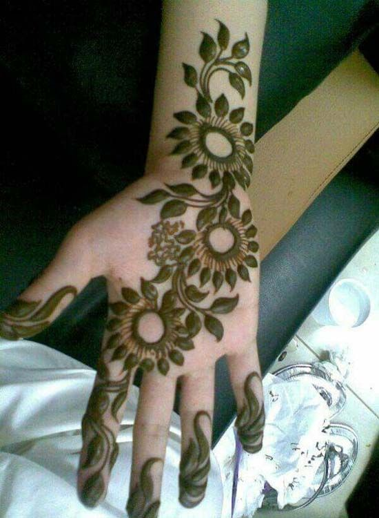 40 Creative Yet Simple Mehndi Designs For Beginners