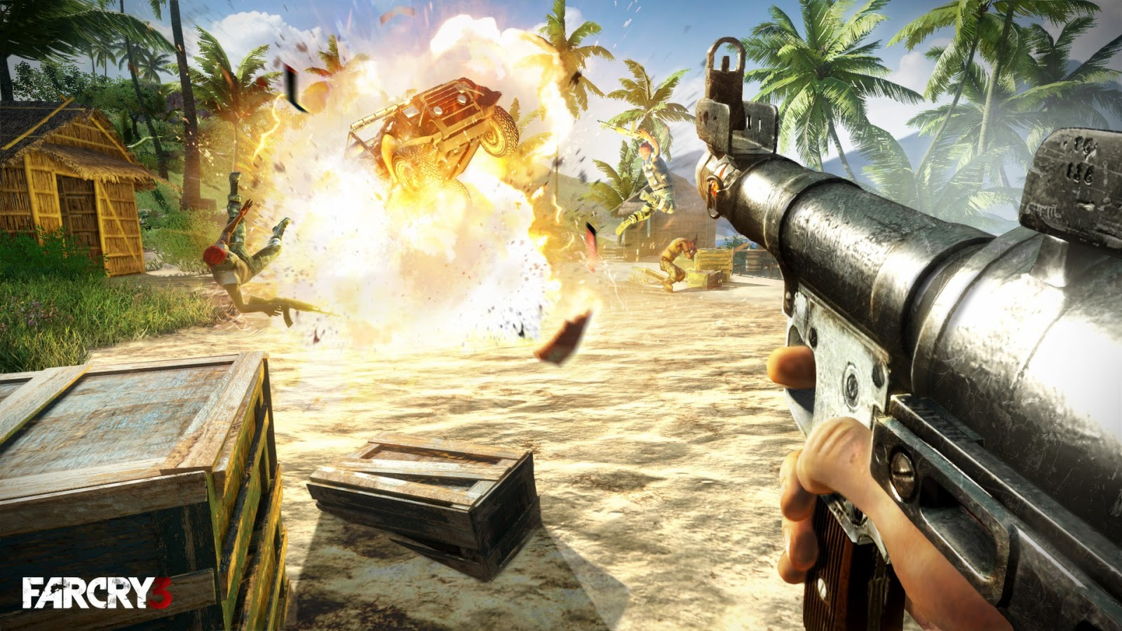 Far Cry 3 PC ESPAÑOL REPACK 2 DVD5 (JPW) 7