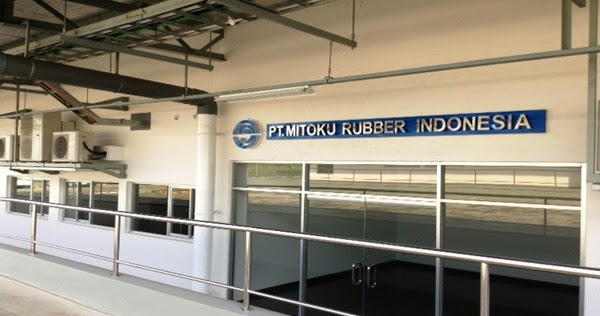Info Loker Karawang Lulusan SMA/SMK PT MITOKU RUBBER INDONESIA