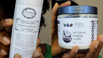 WASH and GO FAIL using Eden Bodyworks Pudding Souffle DiscoveringNatural
