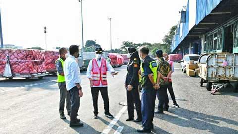 angkutan kargo di Bandara Soekarno-Hatta