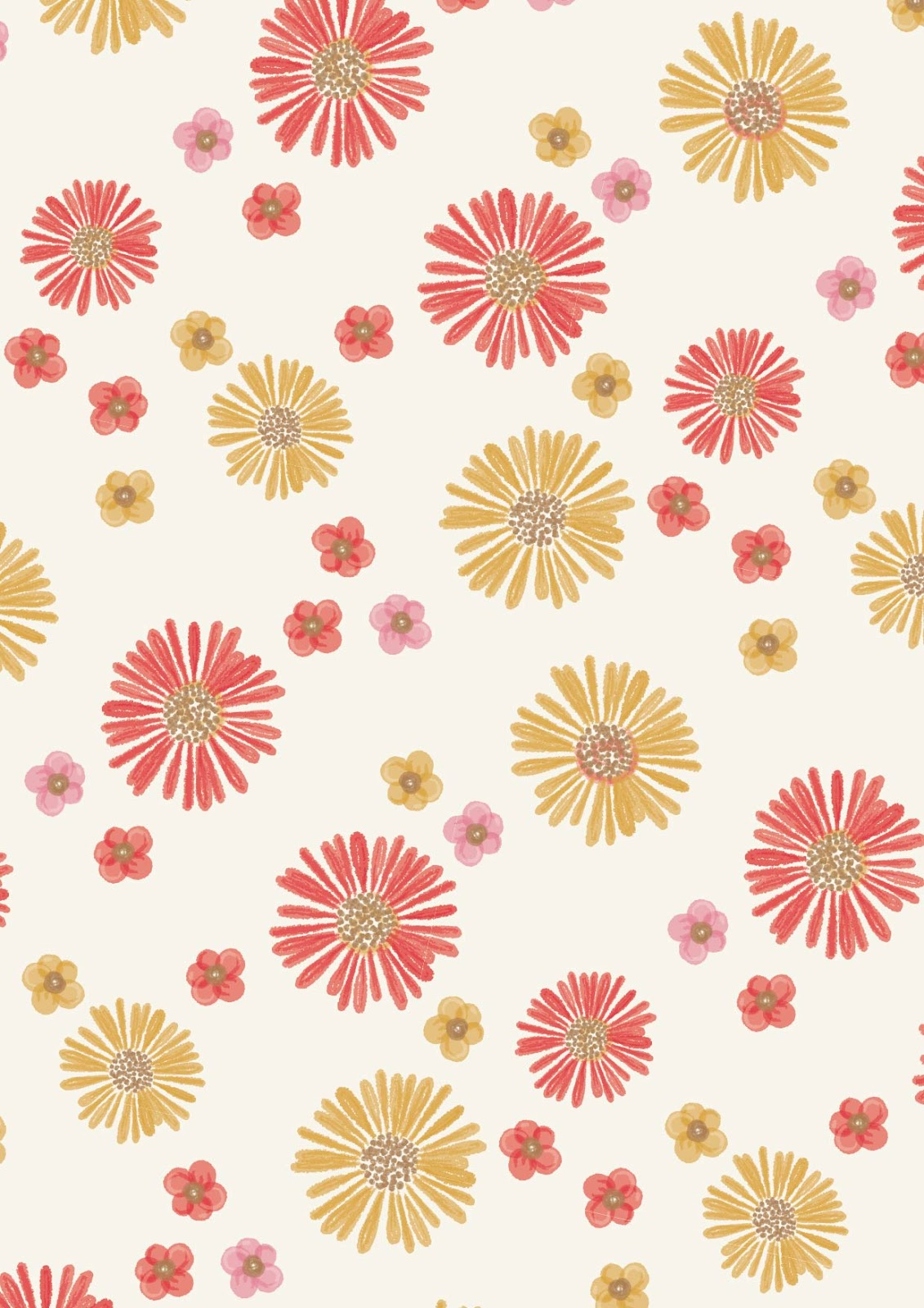 floral prints kiddy flower emily patterns