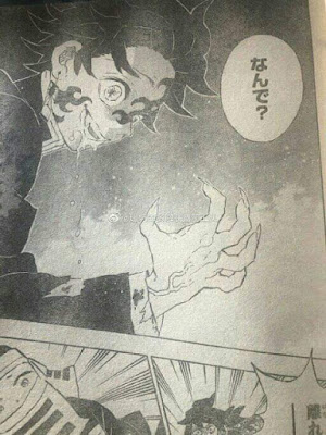 Bocoran Manga Ch 201 Kimetsu no Yaiba - TANJIRO MENJADI IBLIS