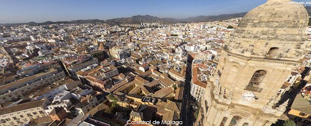 View Malaga Streets