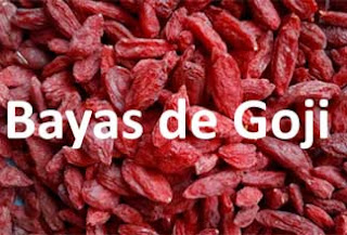 Adelgaza y rejuvenece con Bayas de Goji