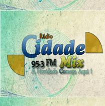 Logo da Rádio Cidade Mix - Web rádio - Juiz de Fora / MG