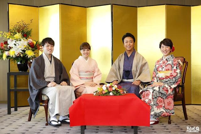 福岡市長高島宗一郎と座談会