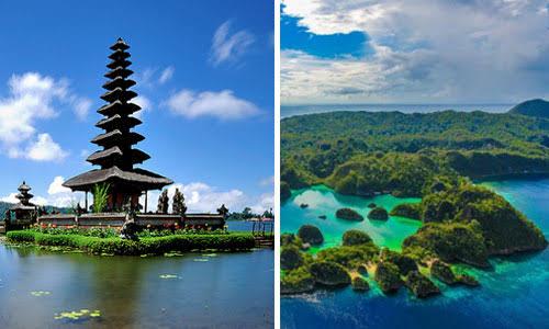 12 Tempat Wisata di Indonesia yang wajib kamu kunjungi