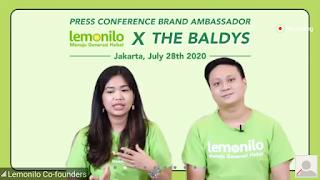 The-Baldys-brand-ambassador-lemonilo