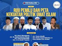 """*[LIVE] FGD #18 PKAD - """"RUU Pemilu dan Peta Kekuatan Politik Umat Islam""""*"""
