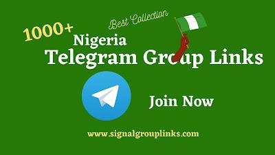 Nigeria-Telegram-Group-Links-&-Channel-List