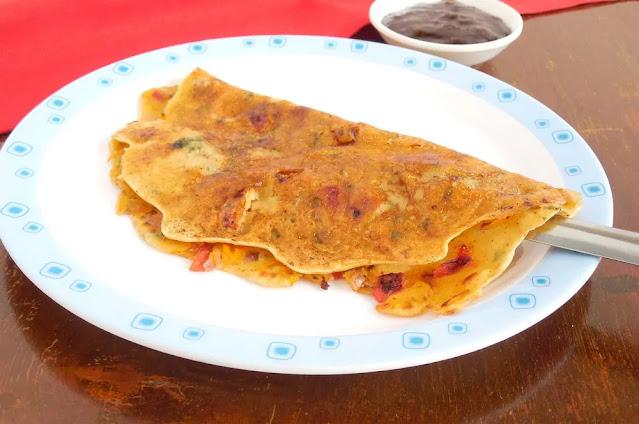 Paneer Chilla Recipe in Hindi