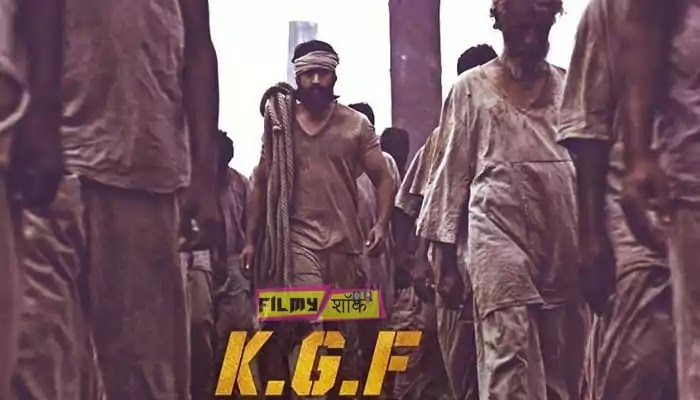 Yash latest kgf 2 look